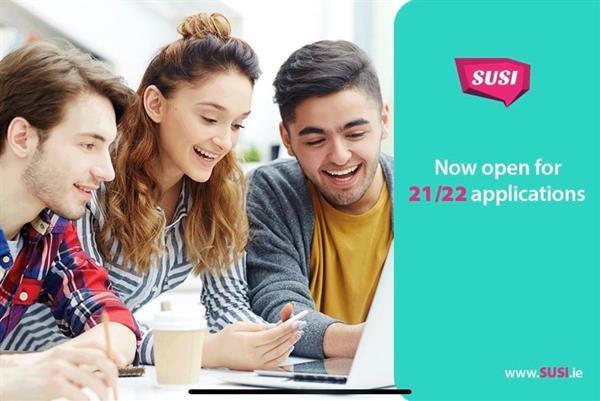 SUSI grant 2021/22