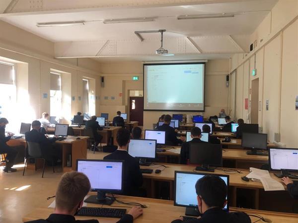 HTML programming and website design