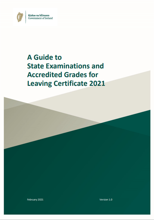 Guide to State Examinations and SEC Accredited Grades for L C 2021